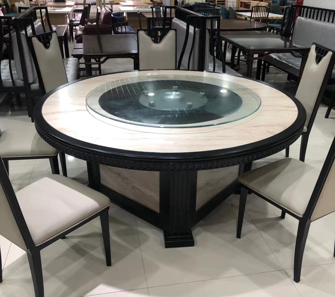 新中式桌椅