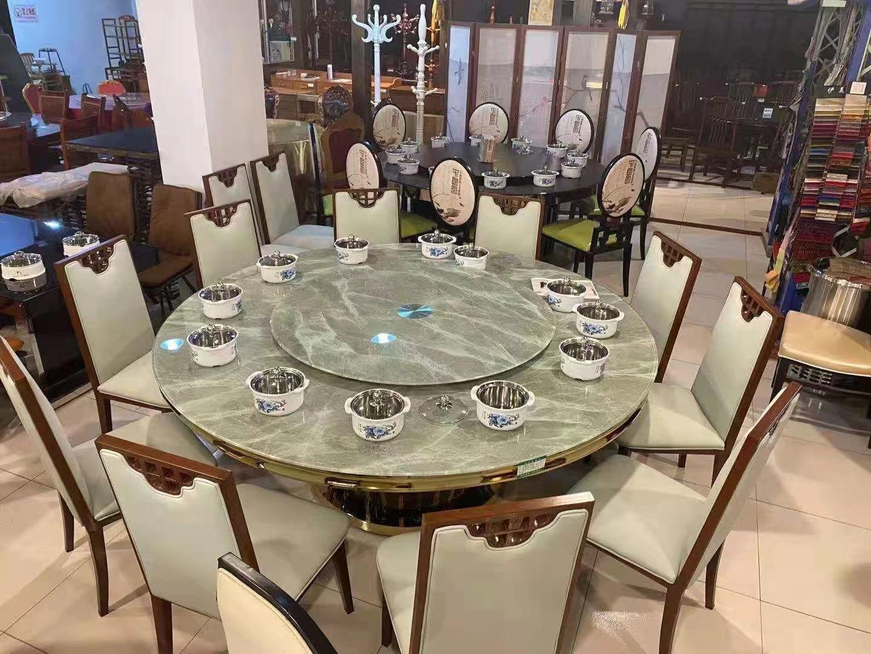 隐形火锅桌