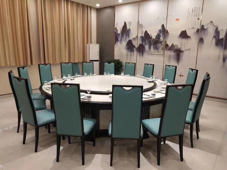 新中式大圆桌