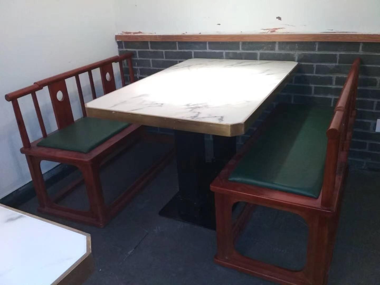 中餐厅桌椅